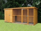 sussex dog kennel